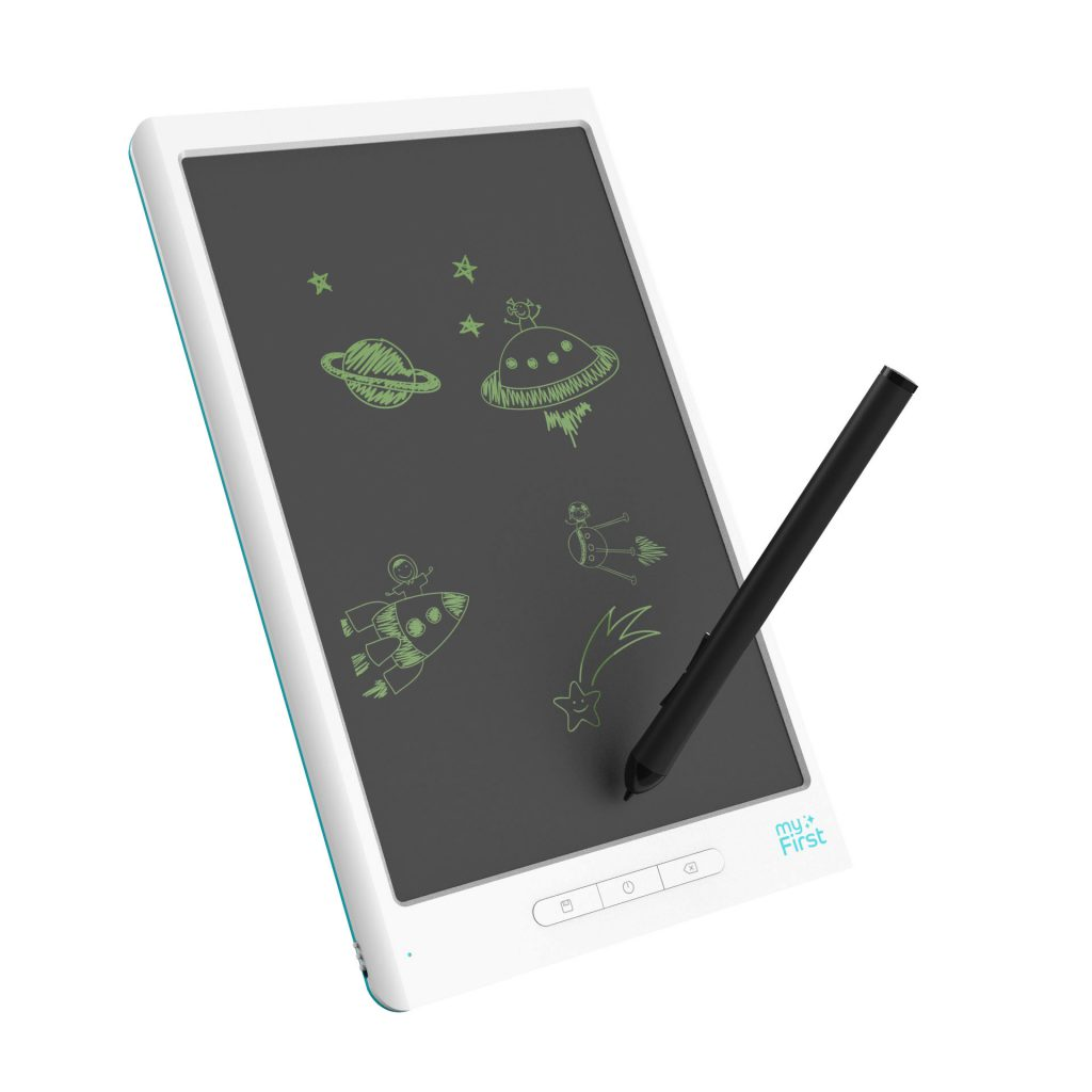 myFirst Sketch Book - Electronic Drawing Pad & Tablet with Instant Digitisation