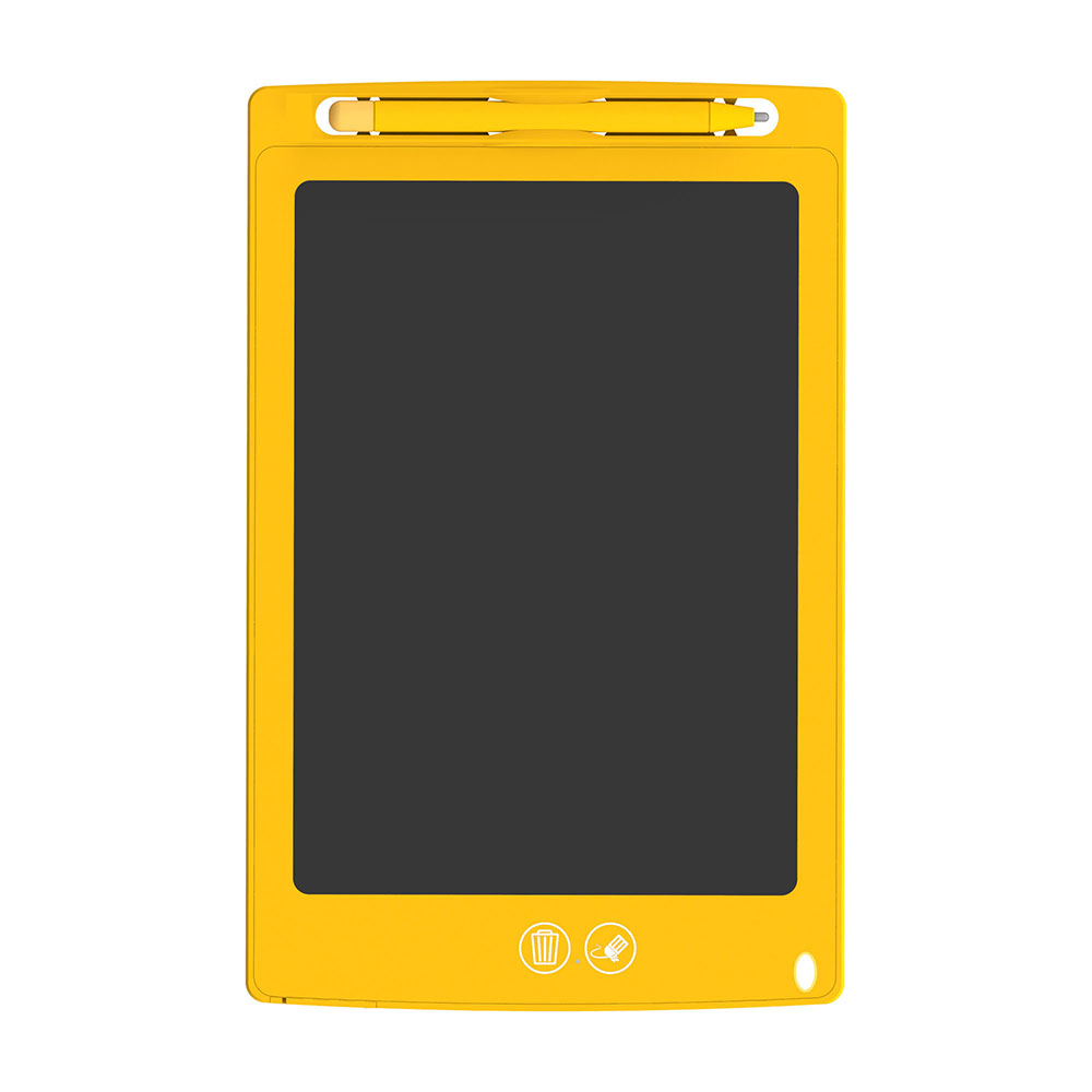 "myFirst Sketch II Yellow 10"" - Electronic Drawing Pad With Magnetic Strip and Partial Erase"
