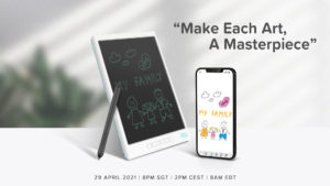 myFirst SKetch Book Launching 2021