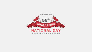 56th Singapore National Day Promotion